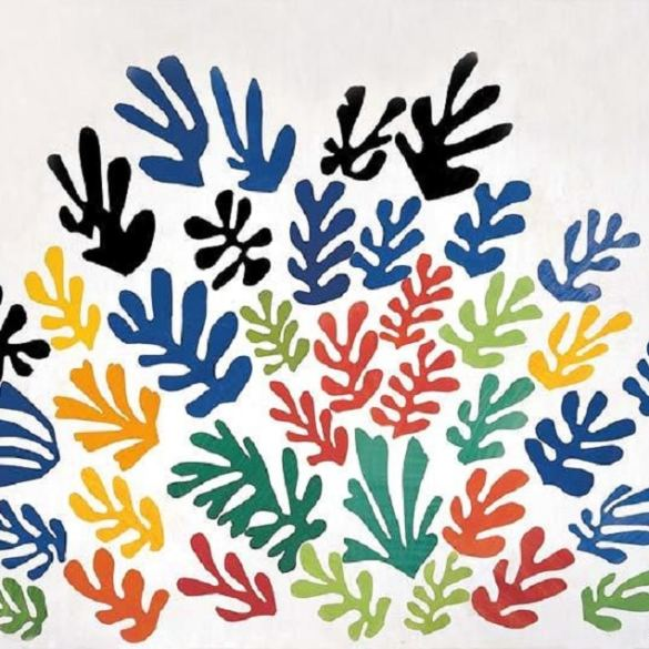 Music to look at paintings by: Matisse, Mondrian and Thelonious Monk | LIVING LIFE FEARLESS
