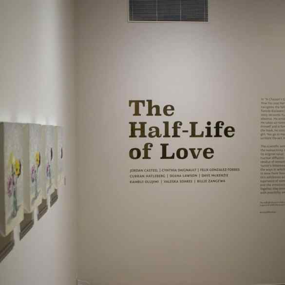 """""""The Half-Life of Love""""   Massachusetts Museum of Contemporary Art   LIVING LIFE FEARLESS"""