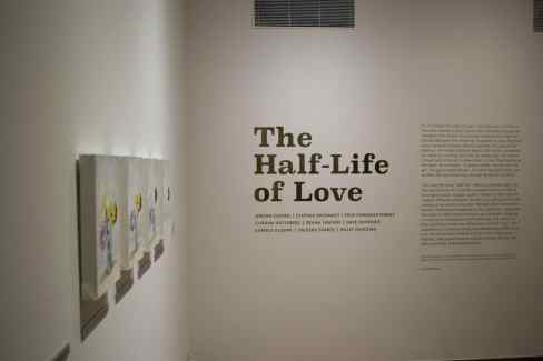 """The Half-Life of Love"" 