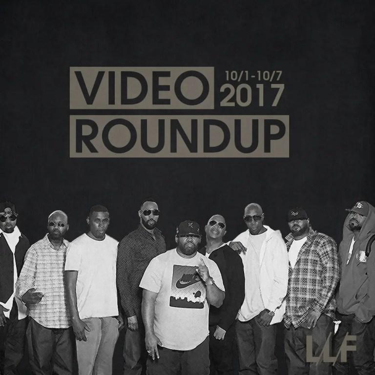 Video Roundup 10/1/17