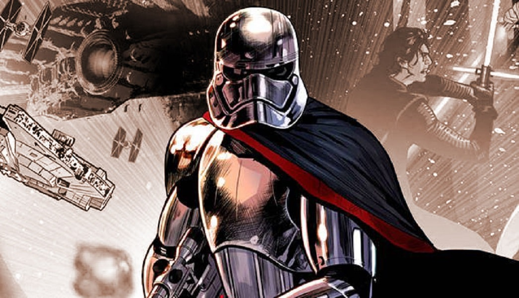 Unmasking Phasma: The Future of Star Wars   LIVING LIFE FEARLESS