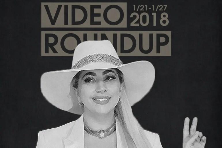 Video Roundup 1/21/18