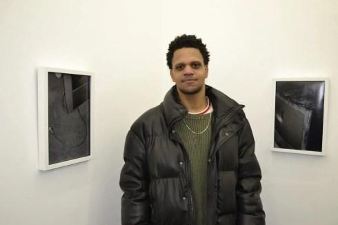 "American Artist   ""Black Gooey Universe""   Photos   LIVING LIFE FEARLESS"