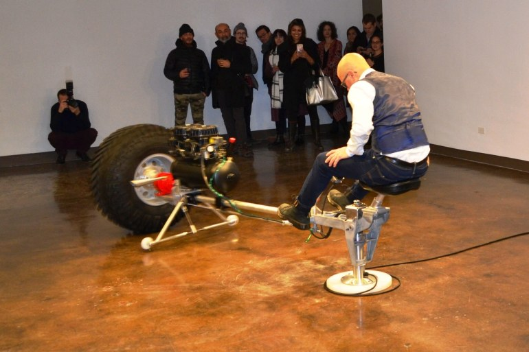 "El Museo @ SVA | ""May Contain Moving Parts"" 