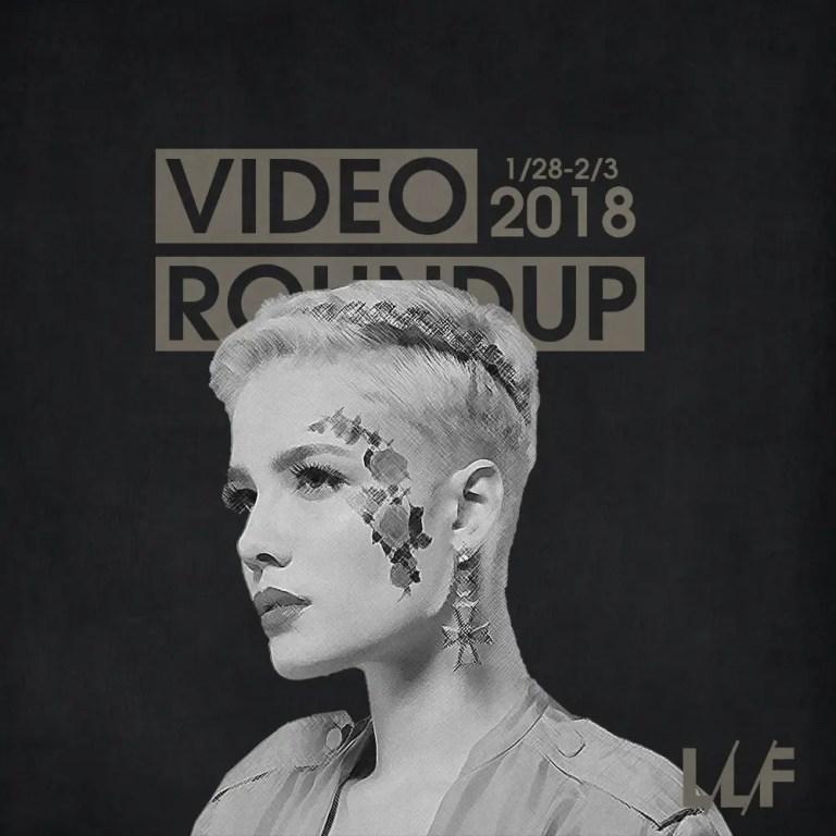 Video Roundup 1/28/18