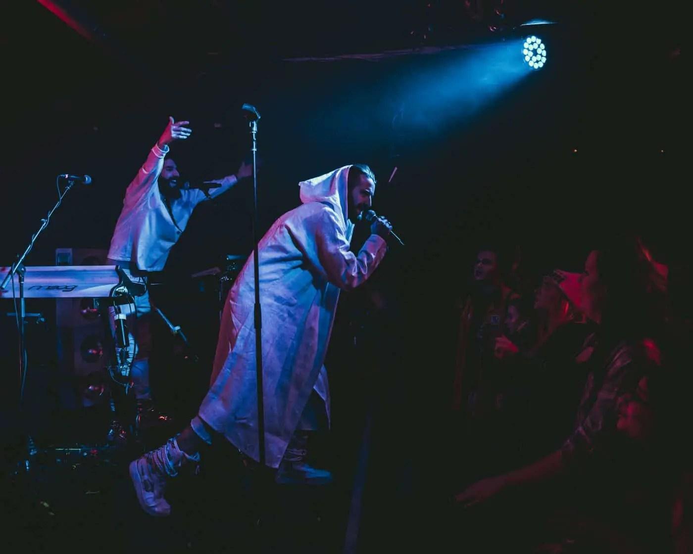 MISSIO : U Street Music Hall   Photos   LIVING LIFE FEARLESS
