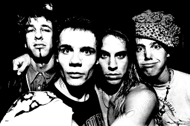 Everyone has something to say about the Red Hot Chili Peppers...   Opinions   LIVING LIFE FEARLESS