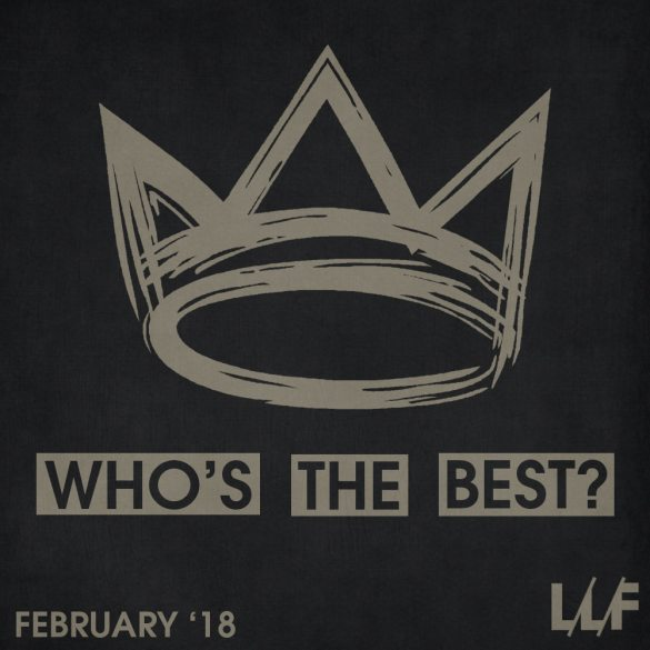 Who's the best of the month: February 2018 (VOTING) | LIVING LIFE FEARLESS