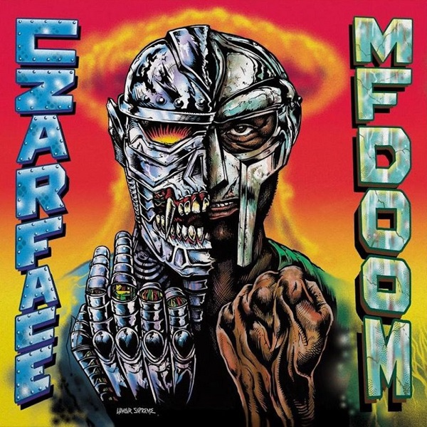 CZARFACE & MF Doom - Czarface Meets Metal Face Reaction | Reactions | LIVING LIFE FEARLESS