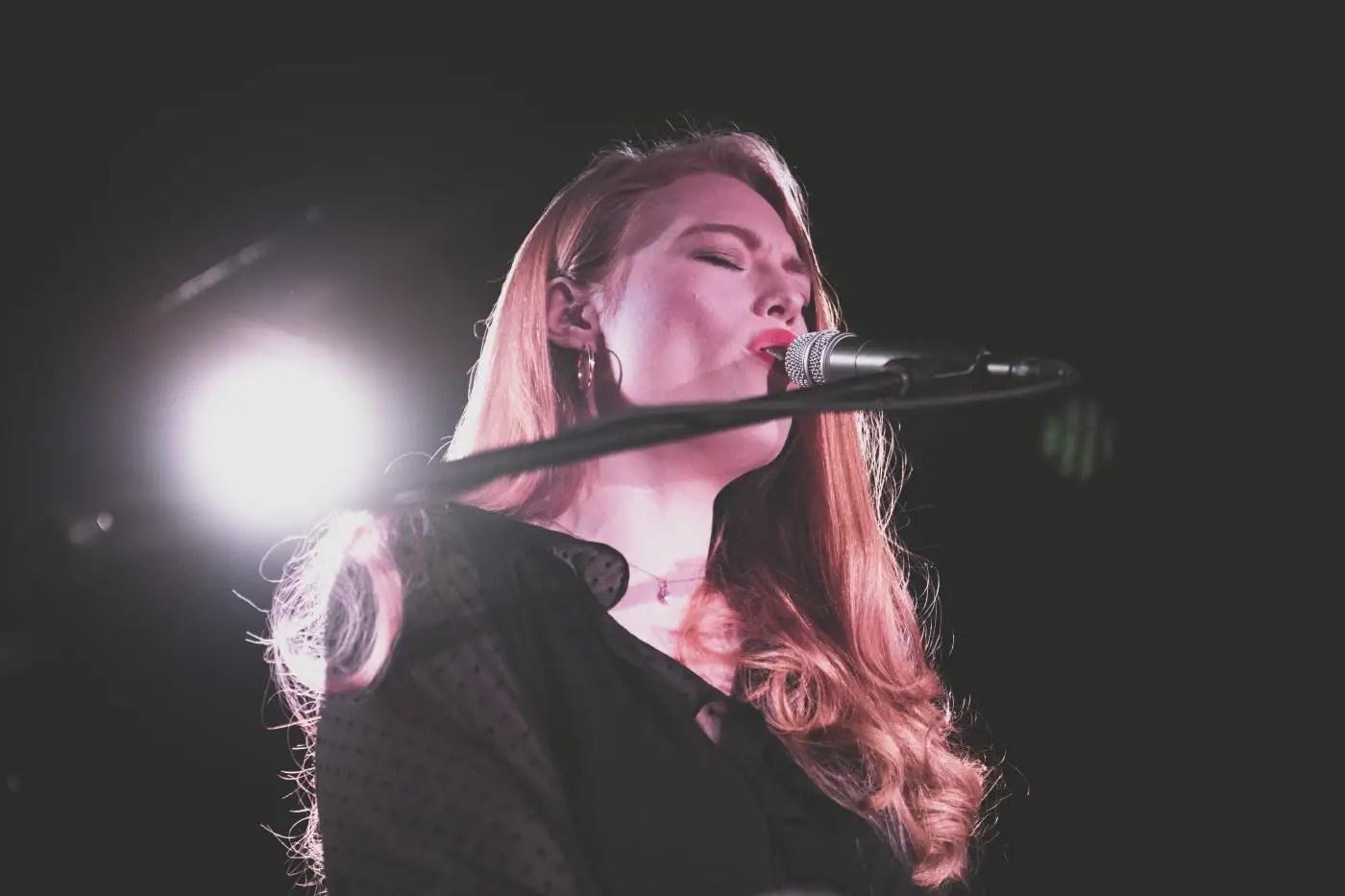 Freya Ridings : U Street Music Hall | Photos | LIVING LIFE FEARLESS