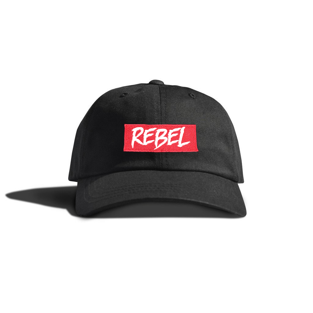 The Final, Final Design - Rebel Dad Hat Vol. 2   Collabs   LIVING LIFE FEARLESS