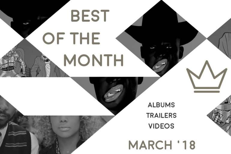 Best of the Month: 2018 | Features | LIVING LIFE FEARLESS