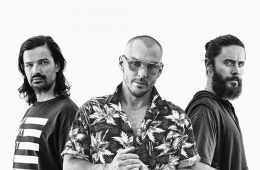 """Thirty Seconds to Mars """"Walk on Water"""" Reaction 