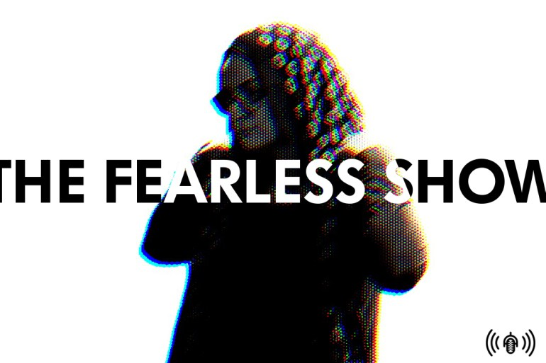 Talking art, religion, and changing public perceptions with Sara Meghdari - with a little Westworld and Luke Cage thrown in | The Fearless Show | Podcasts | LIVING LIFE FEARLESS