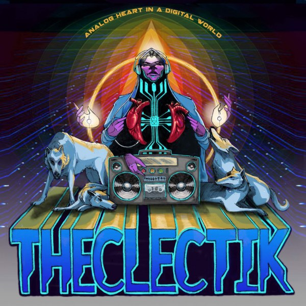 THECLECTIK - Analog Heart In A Digital World | Reactions | LIVING LIFE FEARLESS