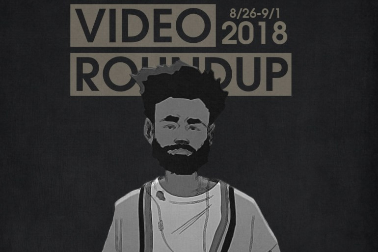 Video Roundup 8/26-9/1 | Reactions | LIVING LIFE FEARLESS