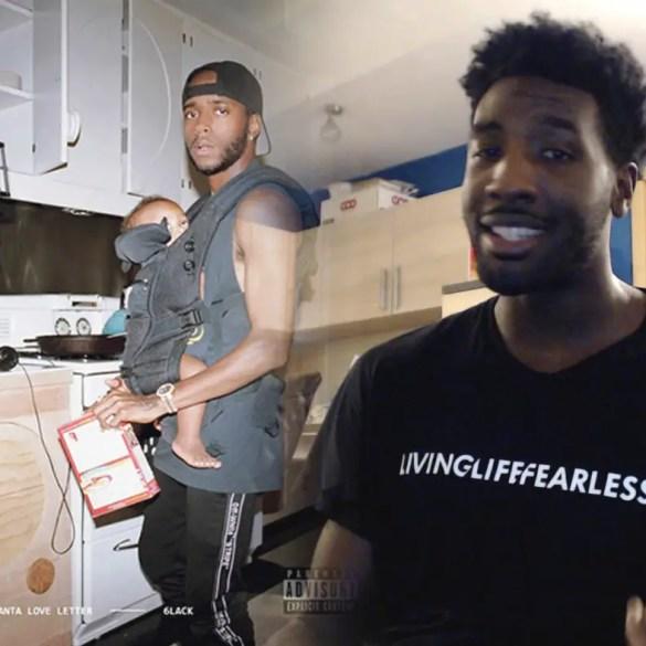 6LACK - East Atlanta Love Letter | Reactions | LIVING LIFE FEARLESS