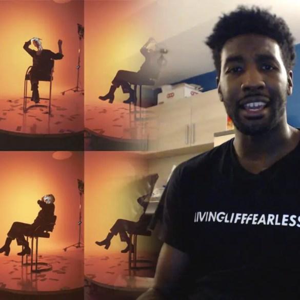 JMSN - Velvet   Reactions   LIVING LIFE FEARLESS
