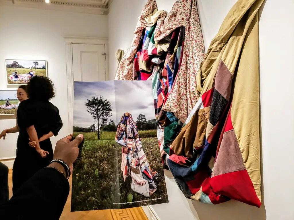 "Caroline Kent, Basil Kincaid, Esau McGhee : ""On The Road"" | Jenkins Johnson Projects | Photos | LIVING LIFE FEARLESS"