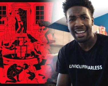 Swizz Beatz - Poison   Reactions   LIVING LIFE FEARLESS