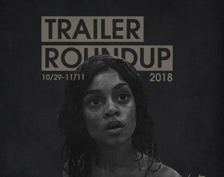 Trailer Roundup 10/29-11/11   Reactions   LIVING LIFE FEARLESS