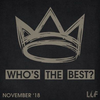 Who's the best of the month: October 2018 (VOTING) | Reactions | LIVING LIFE FEARLESS