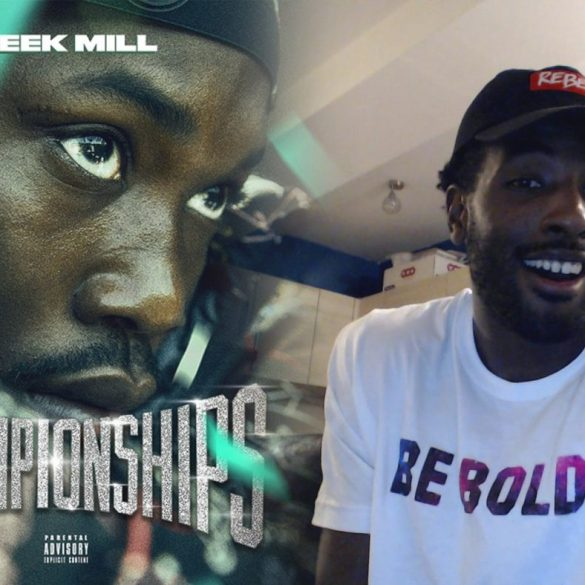 Meek Mill - Championships   Reactions   LIVING LIFE FEARLESS