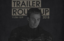 Trailer Roundup 11/26-12/9 | Reactions | LIVING LIFE FEARLESS