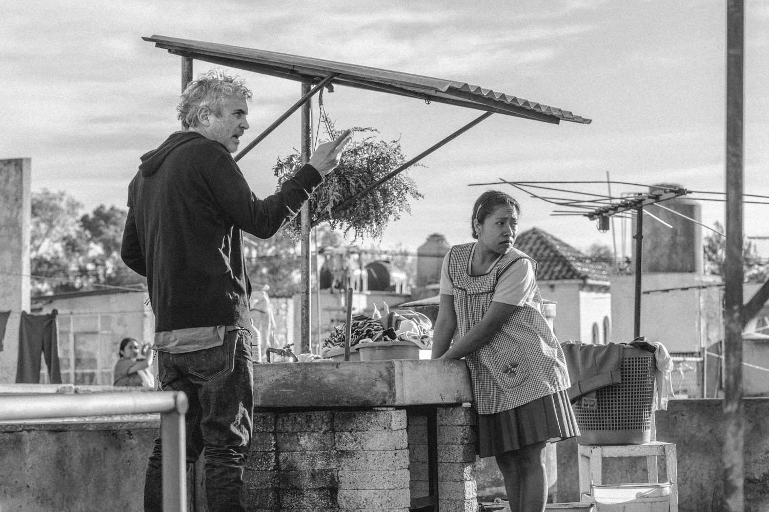 Seeing a Colorful Life in the Monochromatic World of Roma | Features | LIVING LIFE FEARLESS