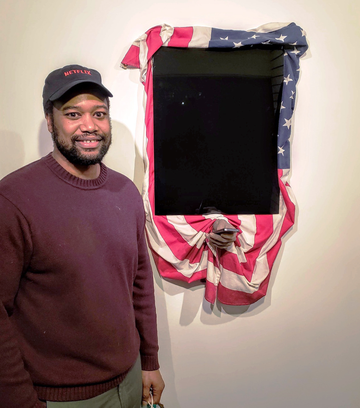 """Gerald Sheffield : """"Democratic Paradox"""" 