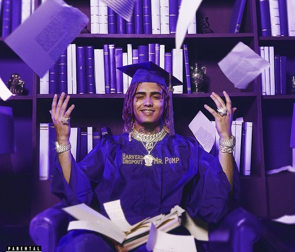 Lil Pump - Harverd Dropout   Reactions   LIVING LIFE FEARLESS