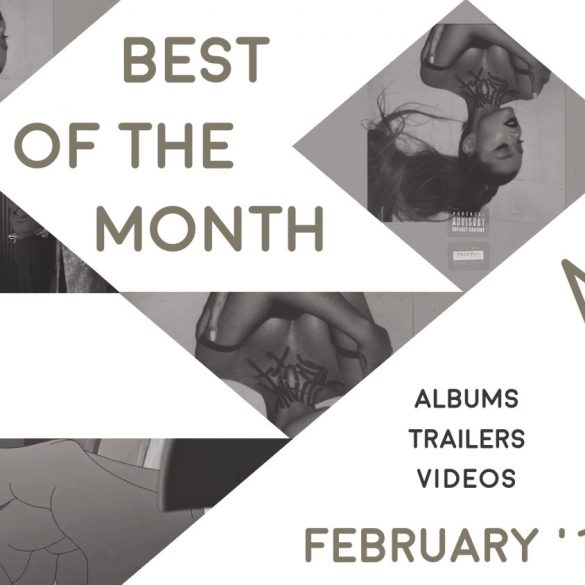 Best of the Month: February 2019   Features   LIVING LIFE FEARLESS