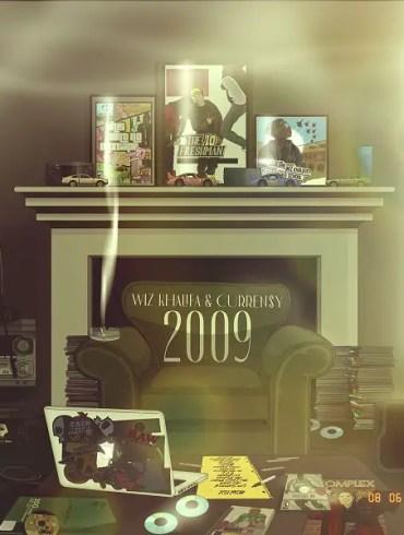 Wiz Khalifa & Curren$y - 2009   Reactions   LIVING LIFE FEARLESS