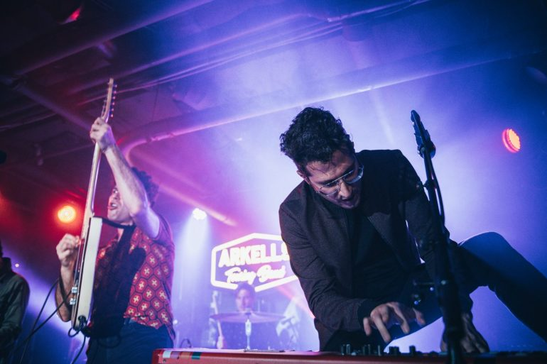 Arkells : U Street Music Hall | Photos | LIVING LIFE FEARLESS