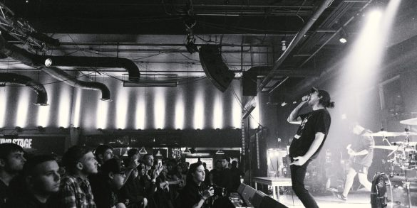 Make Them Suffer : Soundstage | Photos | LIVING LIFE FEARLESS