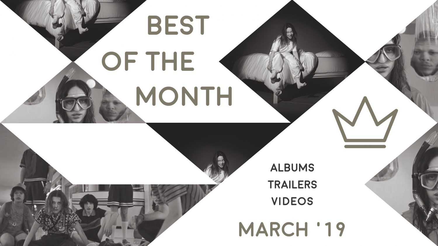Best of the Month: March 2019   Features   LIVING LIFE FEARLESS