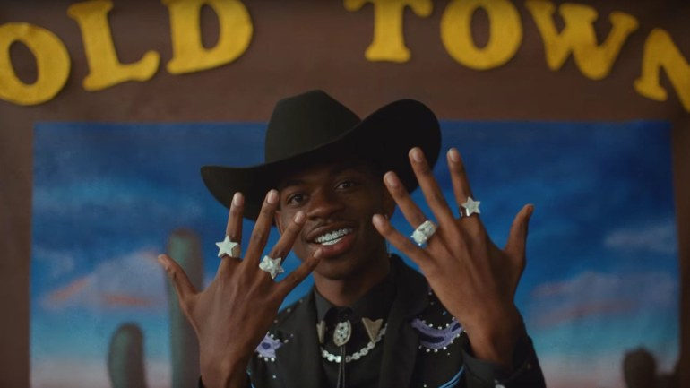 "Andddd just like that, Lil Nas X has been sued over ""Old Town Road"" 
