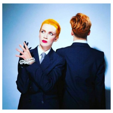 Investors strike deal with Eurythmics co-founder Dave Stewart for his copyright of more than 1,000 songs   News   LIVING LIFE FEARLESS