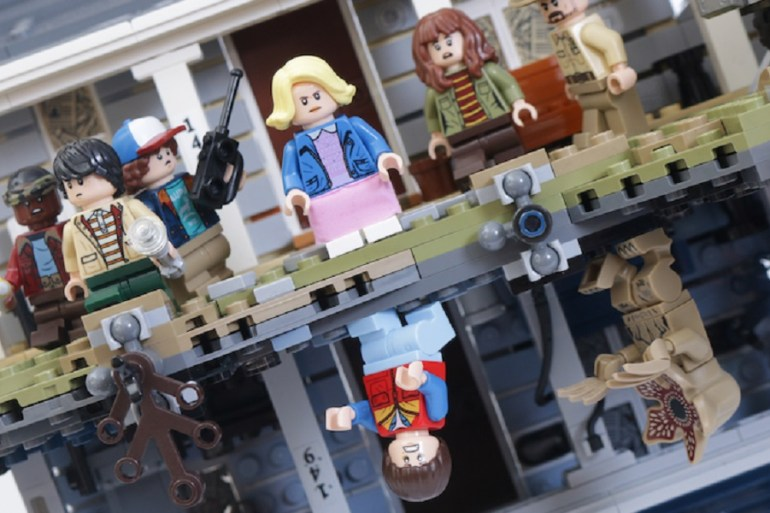 Just ahead of its third season, 'Stranger Things' gets its own Lego set | News | LIVING LIFE FEARLESS