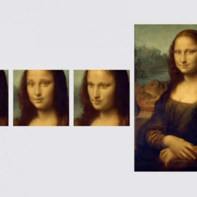 "Samsung's deepfake artificial intelligence turns Mona Lisa into a talking, ""living"" work of art 