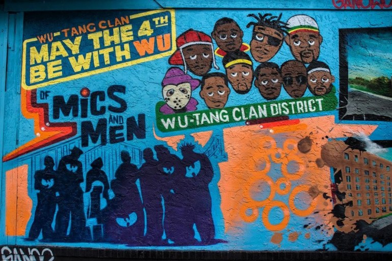 Wu-Tang Clan get their own district in Staten Island | News | LIVING LIFE FEARLESS