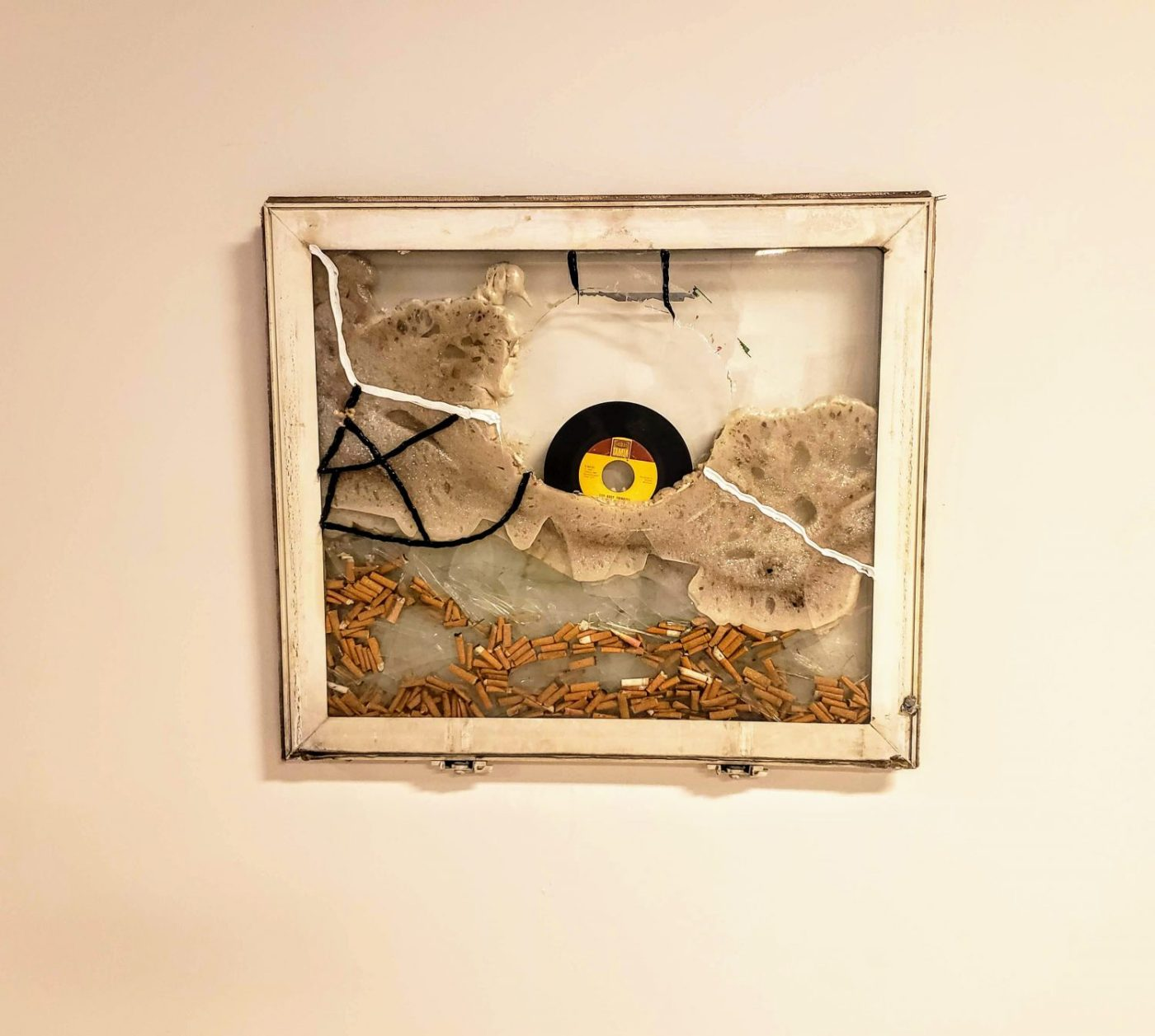 """Justin Sterling: """"Broken Windows"""" 