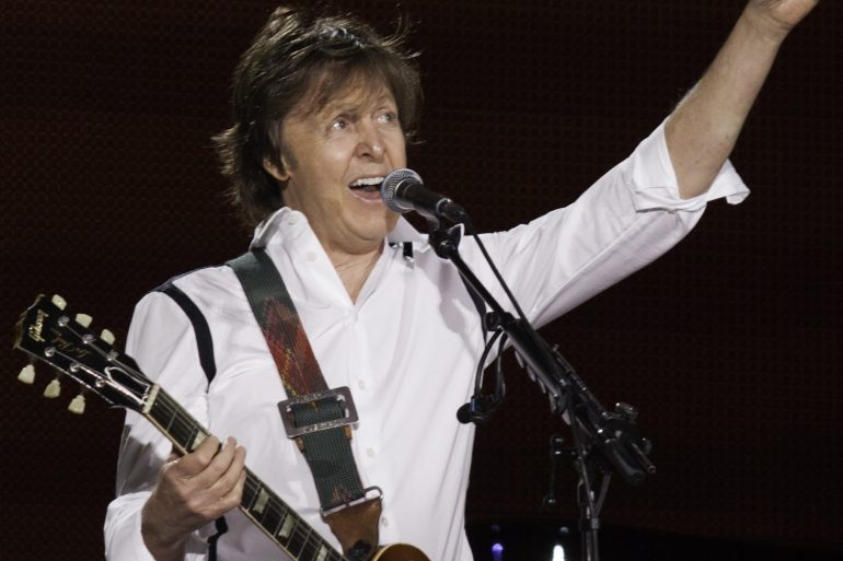 At 77, Paul McCartney is set to write for his first musical | News | LIVING LIFE FEARLESS