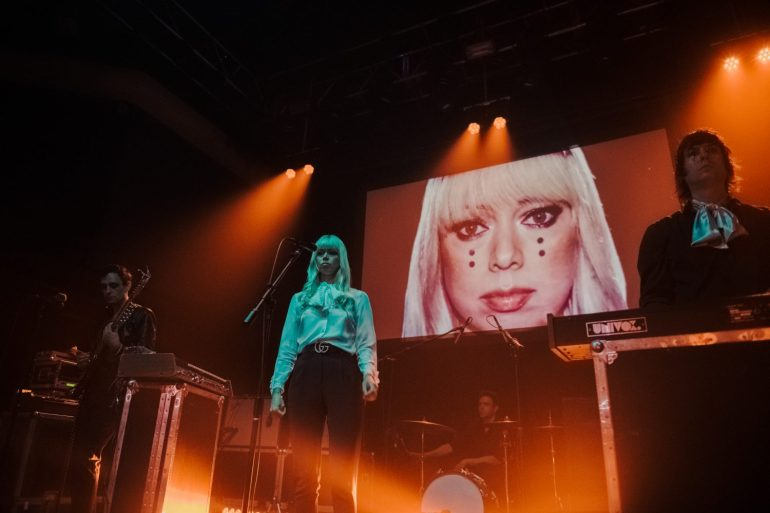 Chromatics : 9:30 Club | Photos | LIVING LIFE FEARLESS