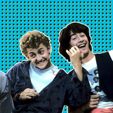 A Prescription for Better Living: The Stoic Philosophy of Bill & Ted | Features | LIVING LIFE FEARLESS