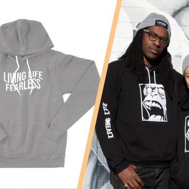 Hoodie Season is Back!   Blog   LIVING LIFE FEARLESS