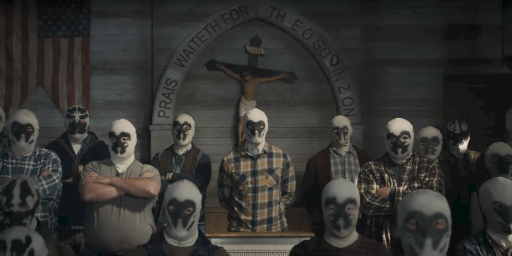 HBO's 'Watchmen': Holding a Mirror to Our Society Through Masks & Appropriation | Features | LIVING LIFE FEARLESS