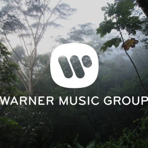 Warner Music joins the campaign to plant trees in the Amazon | News | LIVING LIFE FEARLESS