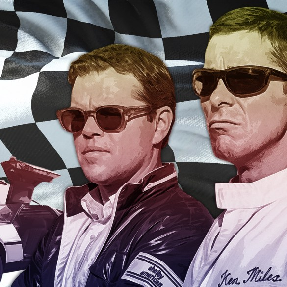 'Ford v. Ferrari' Led the Charge on a Big Year for Car Movies | Opinions | LIVING LIFE FEARLESS