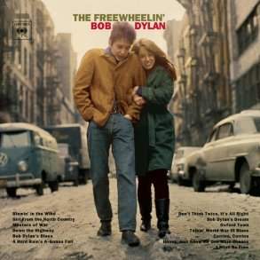 One of two known original versions of 'The Freewheelin' Bob Dylan' has just been found | News | LIVING LIFE FEARLESS